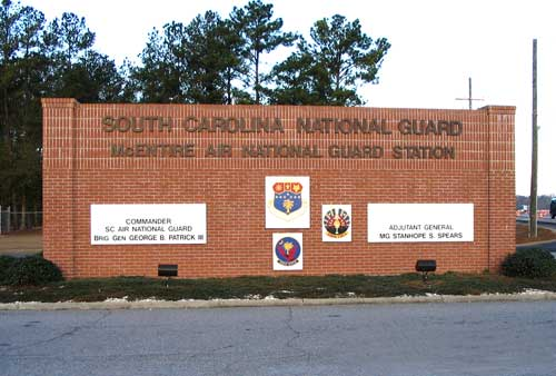 McEntire Air National Guard Station